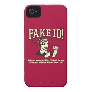 Fake ID: Underage College Hawaiian iPhone 4 Case