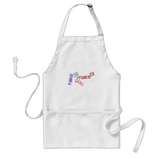 Fake It Apron