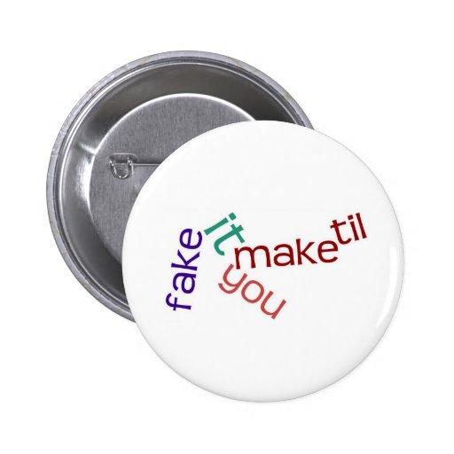 Fake It Button