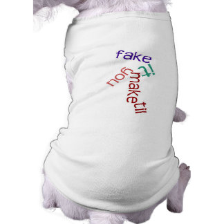 Fake It Pet Clothing