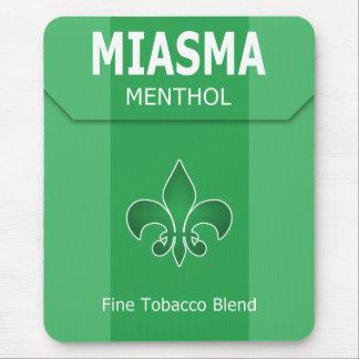 Fake Miasma Brand Mouse Pad