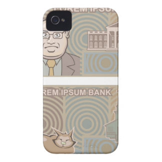 Fake money 50 and 10 iPhone 4 Case-Mate cases
