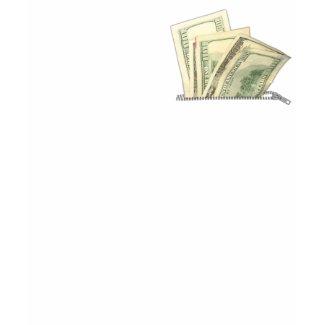 Fake Money Pocket shirt