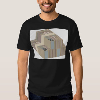 Fake money stacks dresses