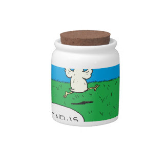 Fake Moos Zazzle Candy Dishes