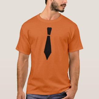 Fake Neck Tie Halloween T-Shirt