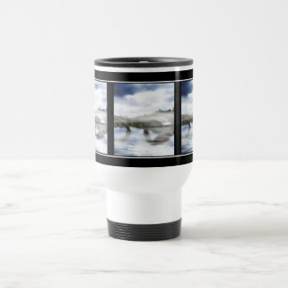 Fake Ness Travel Mug