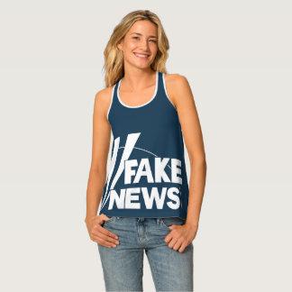 fake news #3 tank top