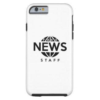 Fake News Staff Tough iPhone 6 Case
