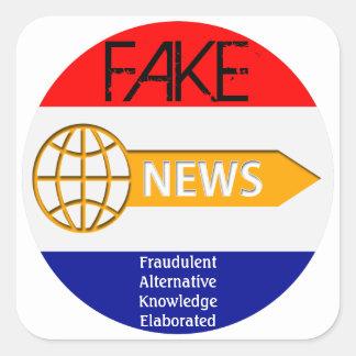 FAKE News Stickers