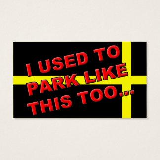 Fake Parking Ticket Funny Violation