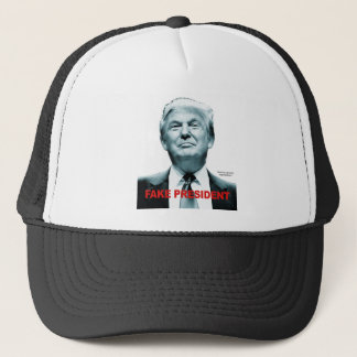 Fake President (Trump) Trucker Hat