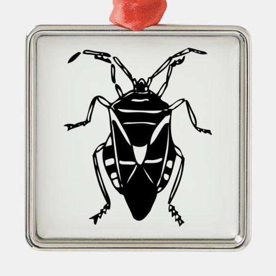 Fake Roach Metal Ornament