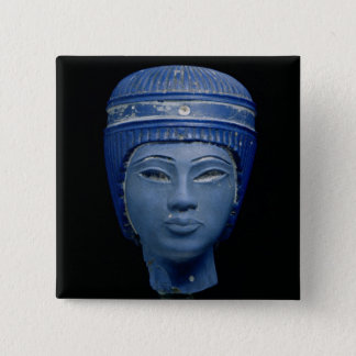 Fake royal head button