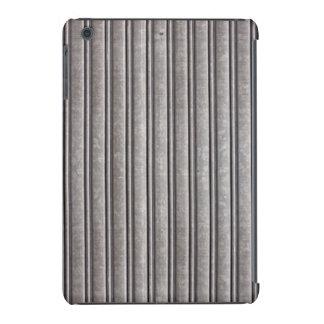 Fake Steel Armor Print iPad Mini Retina Case