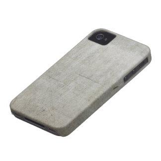 Fake Steel Print Case-Mate iPhone 4 Case