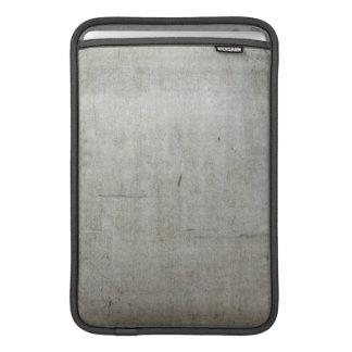 Fake Steel Print MacBook Air Sleeve
