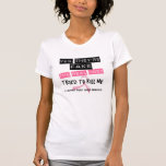 Fake The Real Ones Tried To Kill Me Breast Cancer Shirts