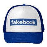 fakebook gorro de camionero