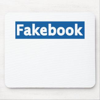 Fakebook Tapete De Ratón