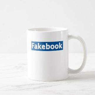 Fakebook Taza