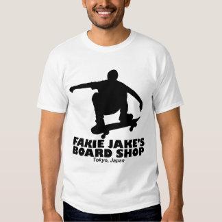 Fakie Jakes_Tokyo Tee Shirt
