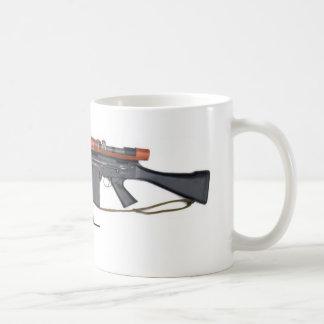 FAL Sniper Coffee Mug