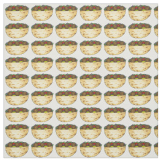 Falafel Pita Sandwich Chickpea Falafels Fabric