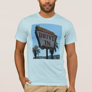 Falafel's DRIVE IN T-Shirt