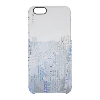 Falaise Clear iPhone 6/6S Case