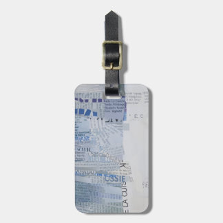 Falaise Tag For Luggage