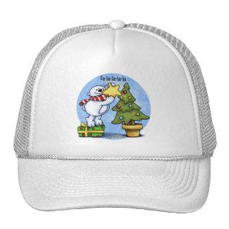 Falala Beary Christmas Bear Hats