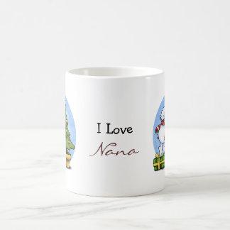 Falala Beary Christmas Bear Coffee Mug