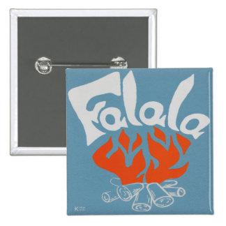FaLaLa Pin Cuadrada 5 Cm