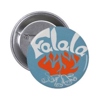 FaLaLa Pin Redondo 5 Cm