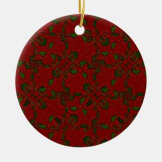 Falalalala Ceramic Ornament