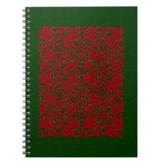 Falalalala Spiral Note Books