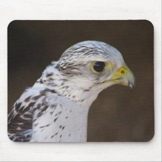 Falco rusticolus mousepad