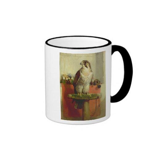 Falcon, 1837 ringer mug