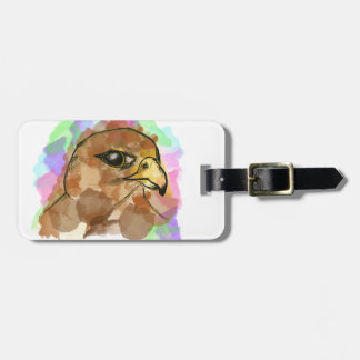 Falcon Bag Tag