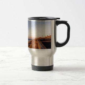 Falcon Beach Seagul Travel Mug