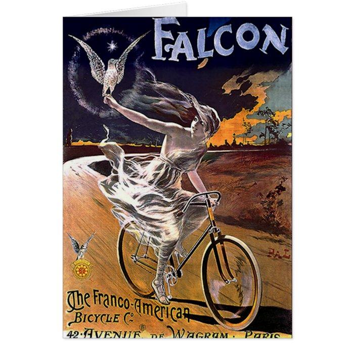 Falcon Bicycle Card