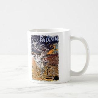 Falcon Bicycle - distressed Mug