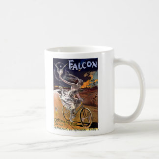 Falcon Bicycle Coffee Mugs