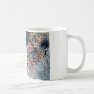Falcon Bird Japanese print Coffee Mug