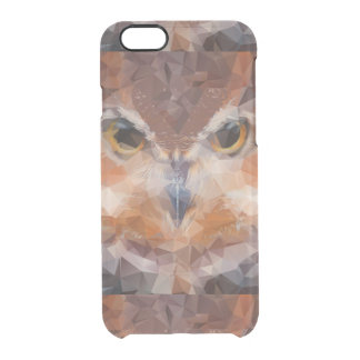 falcon clear iPhone 6/6S case