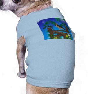 Falcon Dog Tshirt
