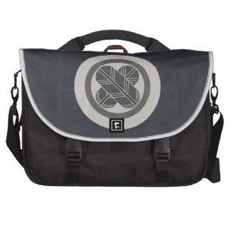 Falcon Feathers Crest Laptop Bag