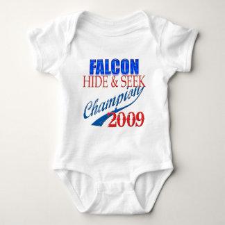 Falcon Heeme, Hide and Seek Champion Baby Bodysuit