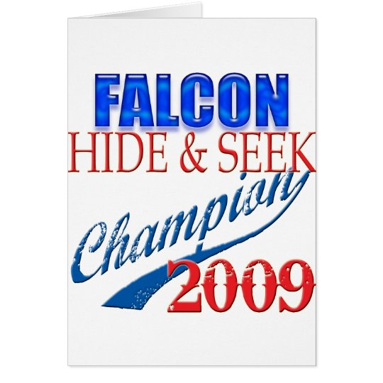 Falcon Heeme, Hide and Seek Champion Card
